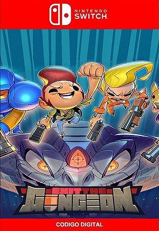 Exit the Gungeon - Nintendo Switch Digital