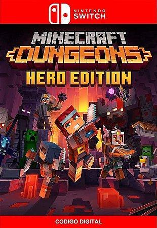 Minecraft Dungeons - Nintendo Switch Digital