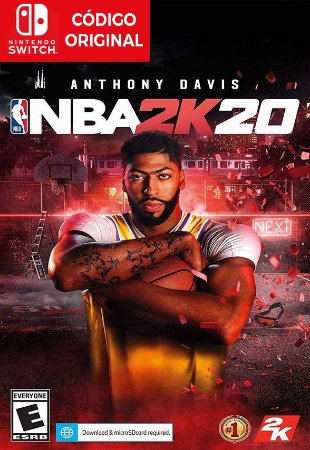 NBA 2k20 - Nintendo Switch Digital