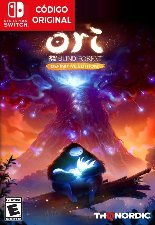 Ori and the Blind Forest: Definitive Edition - Nintendo Switch Digital