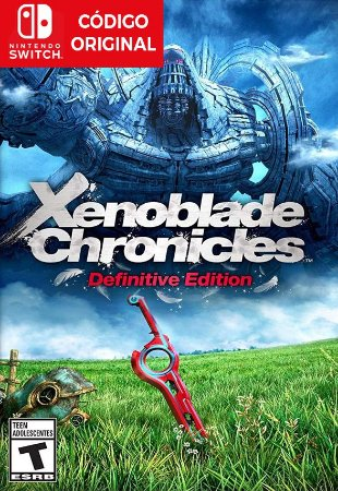 Xenoblade Chronicles: Definitive Edition - Nintendo Switch Digital