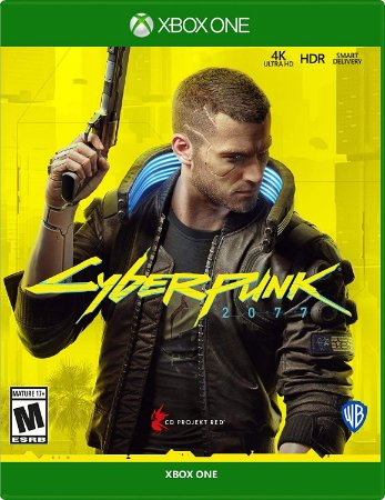 Cyberpunk 2077 - Xbox One - Mídia Digital