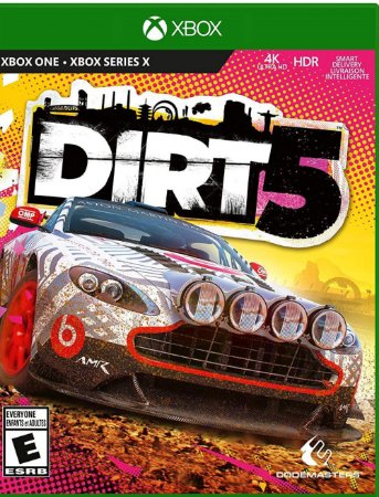 DIRT 5 - Xbox One - Mídia Digital