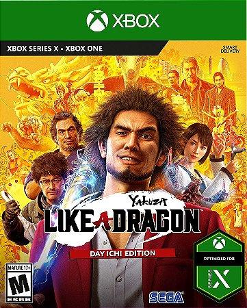 Yakuza Like a Dragon Day Ichi Edition - Xbox One - Mídia Digital