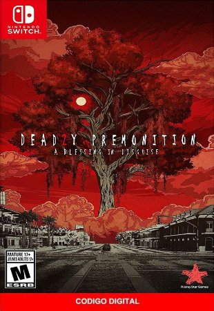 Deadly Premonition 2 A Blessing In Disguise - Nintendo Switch Digital