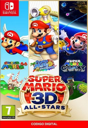 Super Mario 3D All-Stars - Nintendo Switch Digital