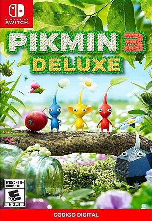 Pikmin 3 Deluxe - Nintendo Switch Digital