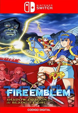 Fire Emblem: Shadow Dragon & the Blade of Light - Nintendo Switch Digital