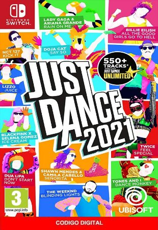 Just Dance 2021 - Nintendo Switch Digital