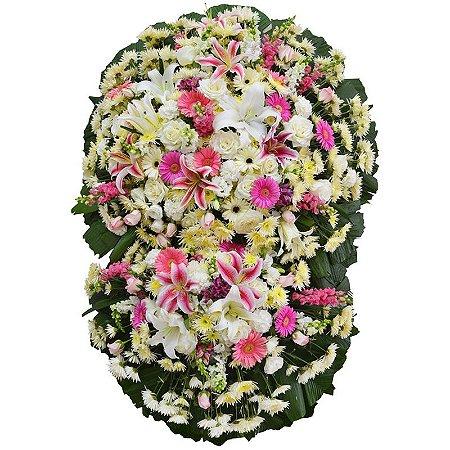 Coroa de Flores para Velório Honra