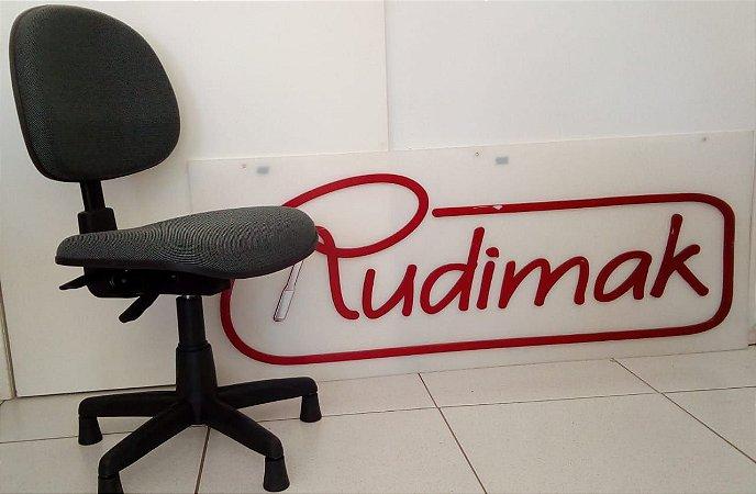 cadeira ergonomica a gas normas REFORÇADA NR17