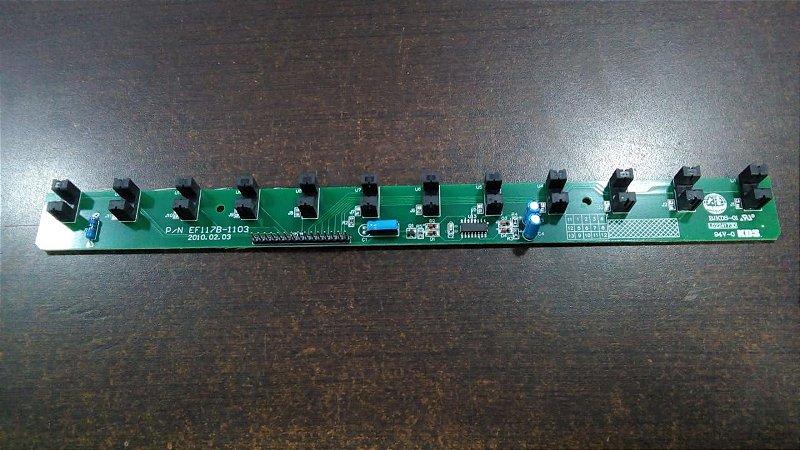 Placa Do Sensor Bordar Chinesa 12 Ag. Ef117