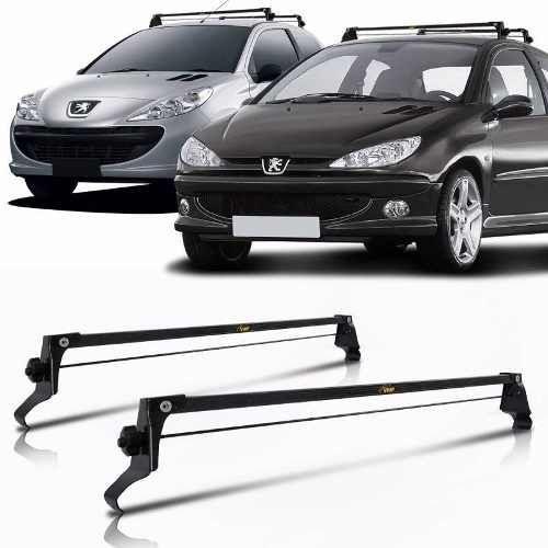 Rack Teto Peugeot 206 e 207 4 Portas 1999 até 2015 - Vhip 924