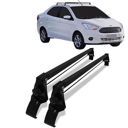 Rack De Teto Travessa Ford Ka Sedan/hatch 2014 Até 2018 Vhip