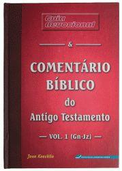Comentário Bíblico do Antigo Testamento, vol. 1