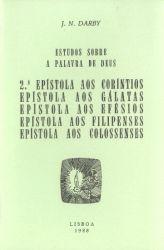 Estudo sobre 2 Coríntios a Colossenses