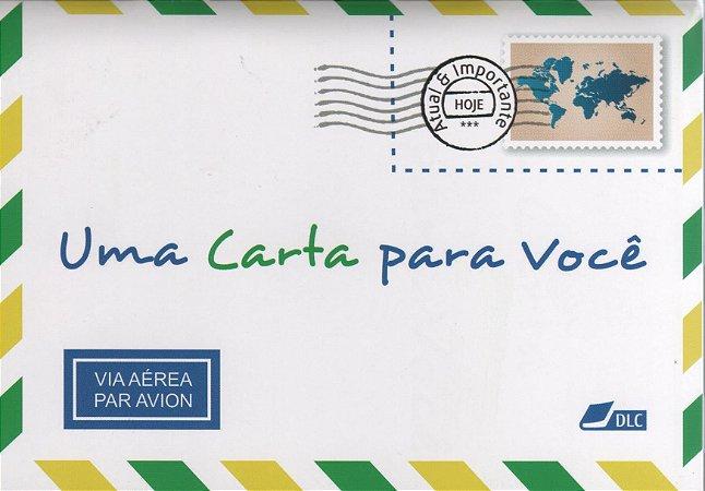Uma Carta para Você (Pacote Missionário com 20 exemplares)