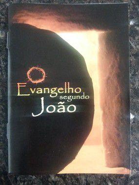 O Evangelho segundo João - pacote com 20 unidades