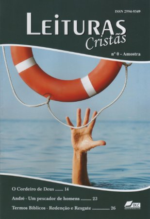 LEITURAS CRISTÃS, REVISTA DE EDIFICAÇÃO CRISTÃ, amostra