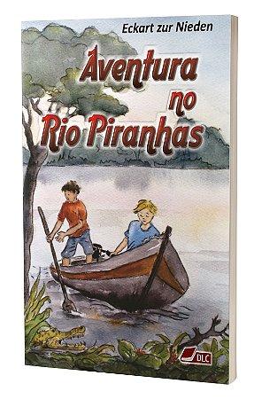 AVENTURA NO RIO PIRANHA