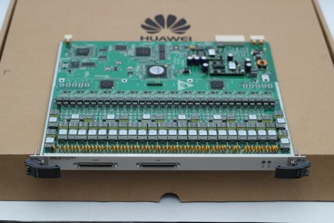 Huawei MA5600 ADGE 32-Portas ADSL2+ Sem Cabo.