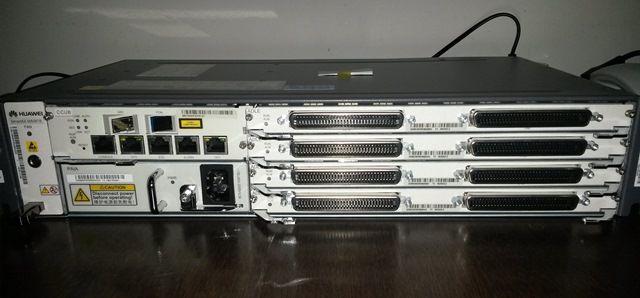 Huawei MA5616, 128-Portas ADSL2+.