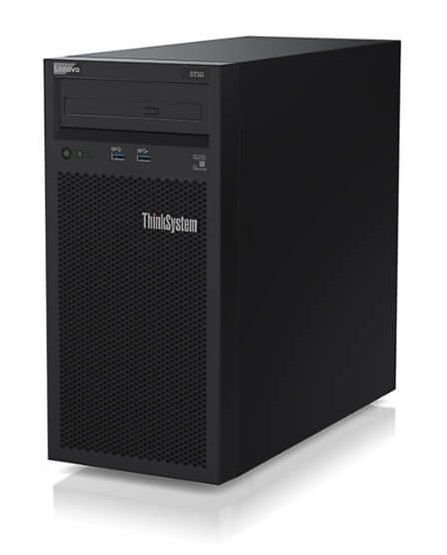 SERVIDOR LENOVO ST50 Intel Xeon E-2104G 4+2C 65W 3.2GHz /1x8GB /1x1TB, 03 Anos On site