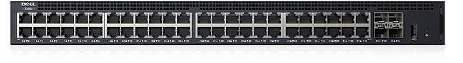 SWITCH DELL X1052 48 PORTAS 10/100/1000 + 4SFP