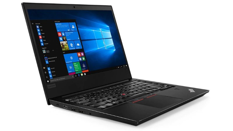 NOTEBOOK LENOVO E480 I7-8550U WIN-10PRO 8-GB 256SSD PLACA DE VIDEO 2GB 1-On Syte