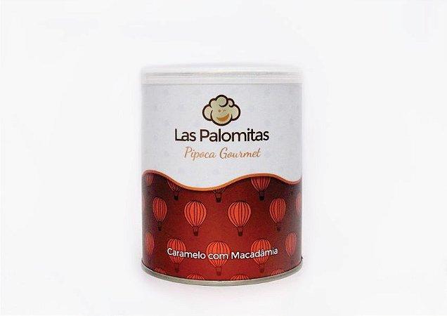 Caramelo com Macadâmia - Lata 150g