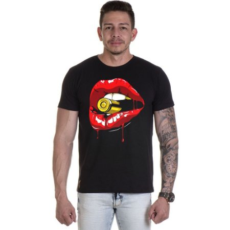Camisa Camiseta Personalizada Boca Bala