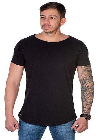 Camiseta Lucas Lunny Oversized Longline Basica