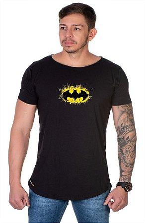 Camiseta Lucas Lunny Oversized Longline  Batman