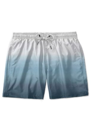 Short Praia Sky Color Casual Basico Masculino