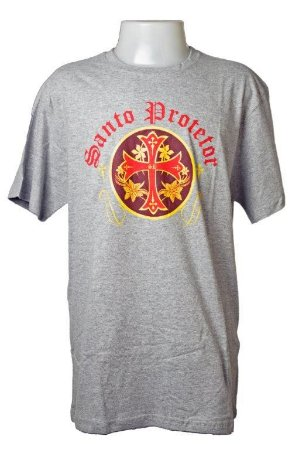 Camiseta Logo Santo Protetor