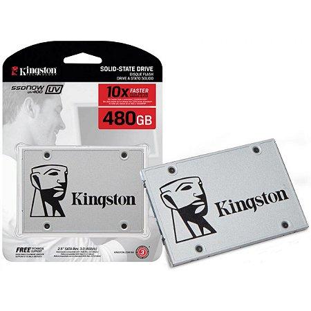 HD SSD 480GB KINGSTON - SUV400S37  480G