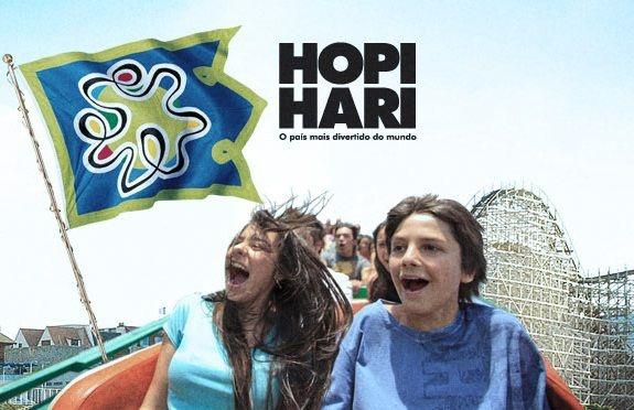 Passeio ao Hopi Hari