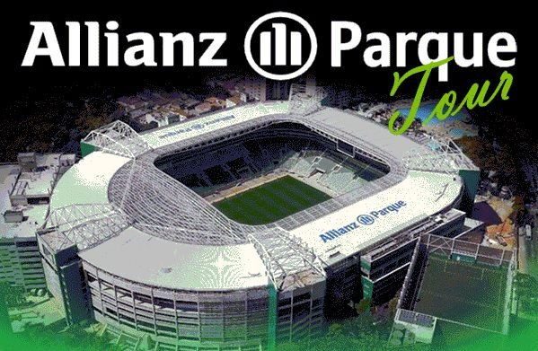 Allianz Parque Tour