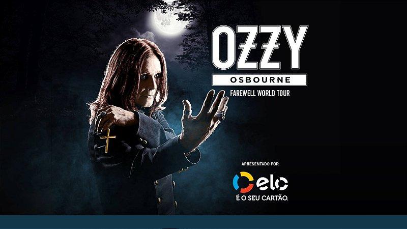 Show Ozzy Osbourne - 13/05/2018