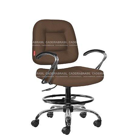 Cadeira Executiva para Recepção Siena Plus CB 1454