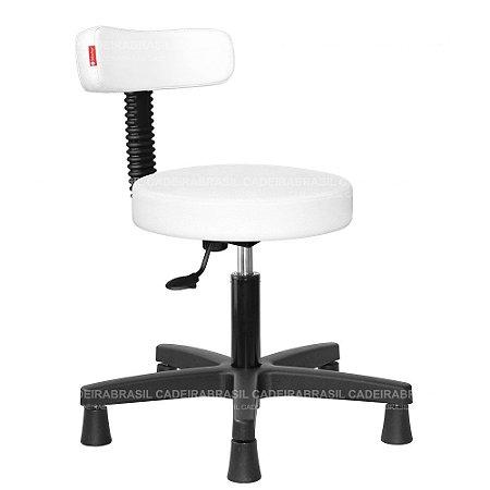 Cadeira Mocho Estética, Fisioterapia, Odontologia Slim Cadeira Brasil CB 1552