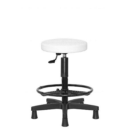 Cadeira Mocho Alto Estética, Fisioterapia, Odontologia Slim Fit Cadeira Brasil CB 1567
