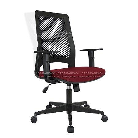 Cadeira Diretor Giratória Relax - Com Braços - Wind CB 902