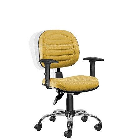 Cadeira Ergonômica Executiva Lacerta CB 716 Cadeira Brasil