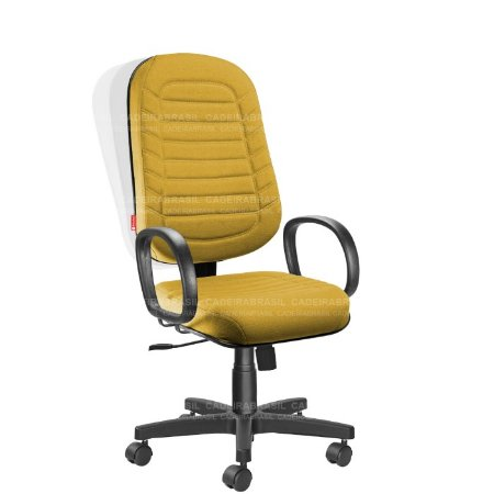 Cadeira Presidente Giratória Lacerta CB 730 Cadeira Brasil