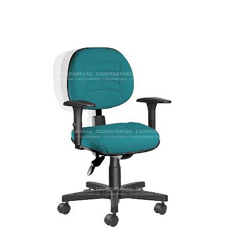 Cadeira Ergonômica Executiva Firenze CB 504B Cadeira Brasil