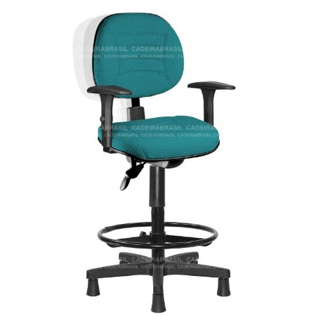 Cadeira Caixa Ergonômica Firenze CB 507 Cadeira Brasil