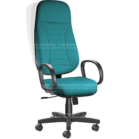 Cadeira Presidente Extra Giratória Firenze CB 526 Cadeira Brasil