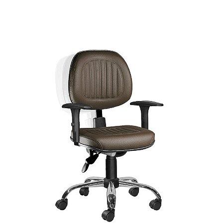 Cadeira Ergonômica Executiva Milão Plus CB 354 Cadeira Brasil