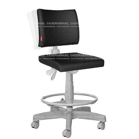 Cadeira Caixa Ergonômica Ideale CB 3021 Cadeira Brasil